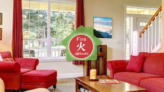 Download ★50 Mins★ Fire Element - Chinese Feng Shui Music (Increasing Happiness and Prosperity) Video