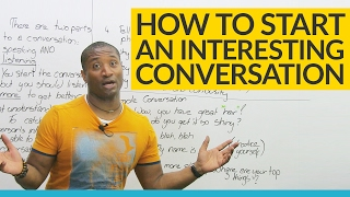 Download How to start a conversation: 5 things to say after ″hello″ Video