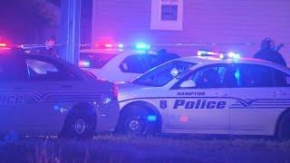 Download Person killed in overnight homicide in Hampton Video