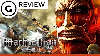 Download Attack on Titan Review Video