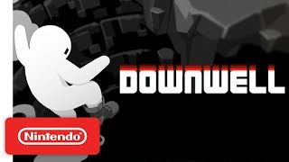 Download Downwell - Launch Trailer - Nintendo Switch Video