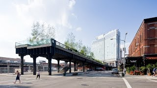 Download Architects can help to manage gentrification caused by projects like the High Line, says Liz Diller Video