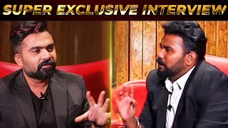 Download Simbu's Future Wife Expectation - STR Opens Up | NPA 11 Video