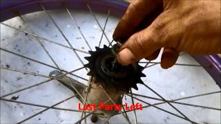 Download How To Build A Drift Trike Front Wheel And Fork Mounts By JACEonDRIFT Video