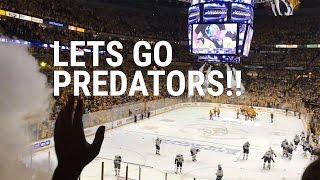 Download Bonus video - Predators win game 6!! Video