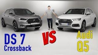 Download DS 7 Crossback vs Audi Q5 : premier match exclusif Video