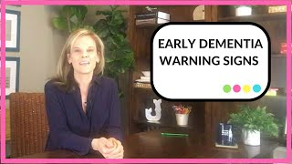 Download early dementia warning signs Video