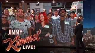 Download Jimmy Kimmel Plays ″Who's High?″ Video