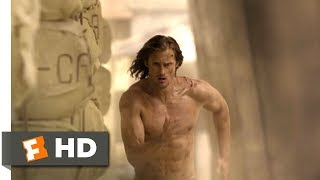 Download The Legend of Tarzan (2016) - Wildebeest Stampede Scene (8/9) | Movieclips Video