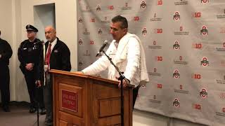 Download Urban Meyer press conference after Ohio State's win over Illinois Video