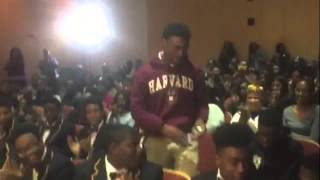 Download Brooklyn teen surprised with full ride to Harvard Video