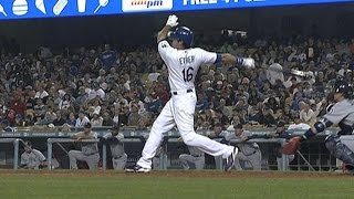 Download SEA@LAD: Ethier belts three dingers and six RBIs Video