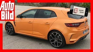 Download Quickshot Renault Mégane RS (2018) Sound/Impressionen Video