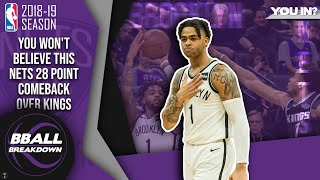Download D'Angelo Russell 4th Quarter TAKEOVER You Won't Believe Video