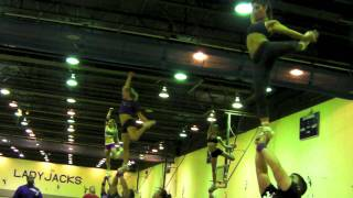Download SFA Lg Coed Cheer Partner Stunt Highlight Video 2010-2011 Video