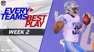 Download Every Teams' Best Play 💯 from Week 2 | NFL Highlights Video