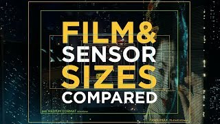 Download Camera sensor and film size explained – From 1/3 inch over super35 to IMAX Video