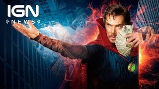 Download Doctor Strange Breaks a New Global Record - IGN News Video