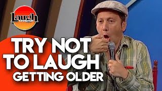 Download Try Not To Laugh   Getting Older   Laugh Factory Stand Up Comedy Video