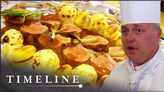 Download Secrets of The Royal Kitchen (Royal Family Documentary) | Timeline Video