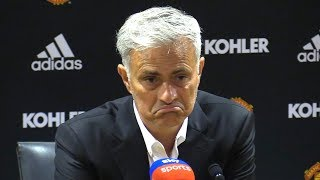 Download Manchester United 2-1 Leicester - Jose Mourinho Full Post Match Press Conference - Premier League Video
