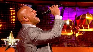 Download The Rock Re-Enacts Iconic Catchphrase - The Graham Norton Show Video