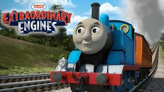 Download Thomas Sees Hugo Flying In The Sky | Extraordinary Engines | Thomas & Friends Video