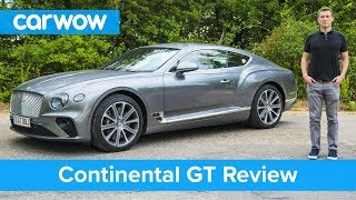 Download Bentley Continental GT 2019 in-depth review | carwow Reviews Video