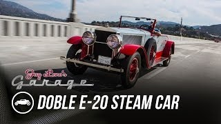 Download 1925 Doble E-20 Steam Car - Jay Leno's Garage Video