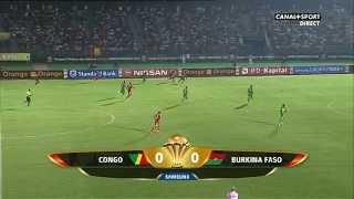Download CONGO VS BURKINA FASO Video