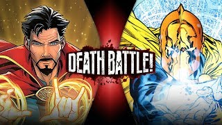 Download Doctor Strange VS Doctor Fate (Marvel VS DC) | DEATH BATTLE! Video
