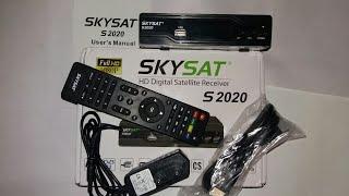 StarSat SR 1515HD Prime Satellite Receiver Unboxing Free Download