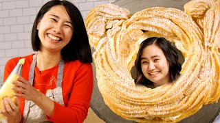 Download Rie Makes A Cat-Shaped Cream Puff For Niki Video