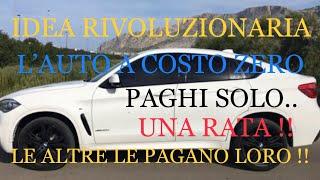 Download AUTO NO-COST !!!! PAGHI SOLO UNA RATA E LE ALTRE LE PAGANO LORO!! Video
