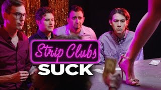 Download Strip Clubs Suck Video