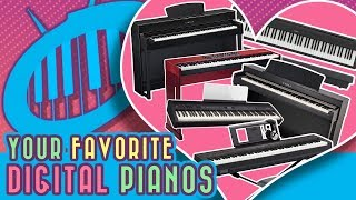 Download Your Favorite Digital Pianos [buyer's guide/popular choice] Video
