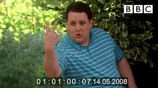 Download Peter Kay loses control in hilarious blooper! - BBC Video