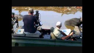 Download Djuma Game Reserve : James and Andrew being silly before drive Feb 11, 2016 Video