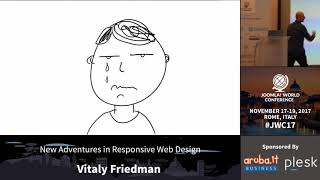Download New Adventures in Responsive Web Design Part 2 - Vitaly Friedman Video