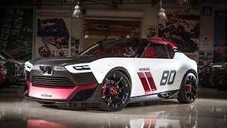 Download Nissan IDx NISMO Concept - Jay Leno's Garage Video