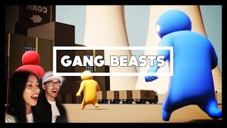 Download KICK YOU IN THE HEAD! - GANG BEASTS - Video