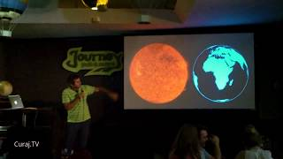 Download Lecție savuroasă de astronomie într-un local din capitală - Curaj.TV Video