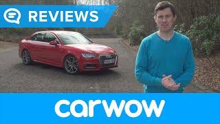 Download Audi A4 Saloon 2018 review | Mat Watson Reviews Video