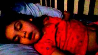 Download Victoria snoring Video