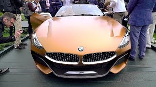Download BMW Z4 (2018) Luxury Roadster, Sportier & More Aggressive Video