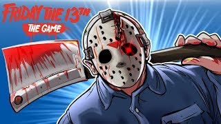 Download Friday The 13th - NEW JASON, MAP & COUNSELOR! (Part IV Jarvis House!) Video