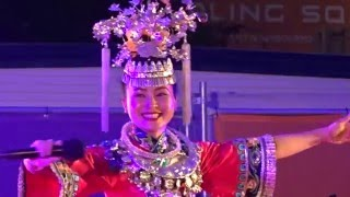 Download Chinese Lunar New Year 2016 - Chinese singer from Nan Hai at Darling Harbour Sydney Australia Video