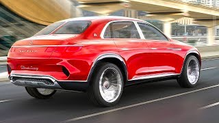 Download Maybach SUV Vision 2018 Electric Review World Premiere 2018 Vision Mercedes-Maybach Ultimate Luxury Video