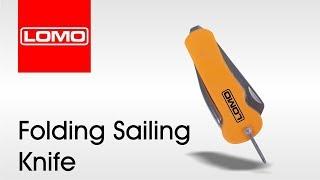 Download Lomo Folding Sailing Knife Video