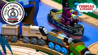 Download Thomas and Friends WOOD 2018 TABLE TRACK | Fun Toy Trains for Kids | Videos for Kids Video